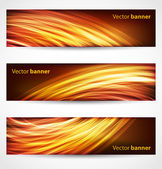 Banners and headers abstract background — Stock Vector
