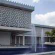 Masjid Negara — Stock Photo