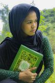 Indonesische meisje — Stockfoto