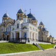 Christian orthodox monastery — Foto Stock