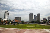 Merdeka square, Malaysia — Stock Photo