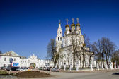 Christliche orthodoxe kloster — Stockfoto