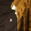 Royalty-Free Stock Photo: Lunar Eclipse on December 10, 2011