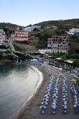 Pláže v řecku — Stock fotografie