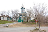 Village Krasnodonetsky, the Rostov region, Russia — Stock Photo
