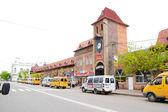The city of Yeysk, Krasnodar territory, Russia — Stock Photo