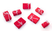 Red present — Stock Photo