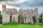 Medieval Castle Ruins — Stock Photo