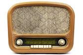 Eski radyo — Stok fotoğraf