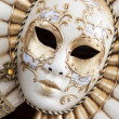 Typical  mask from the venice carnival  — Photo