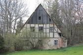 Old house in upper Franconia [Bavarian region] — Stock Photo