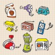 Royalty-Free Stock Vector Image: Housework element icon