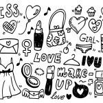Doodle love — Stock Vector #8036215