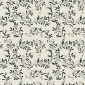 Pattern flower — Stock Vector