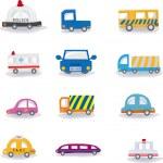 Cartoon car — Stock Vector #8094777