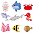 thumbnail of cartoon fish icon