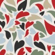 Vetorial Stock : Seamless love pattern