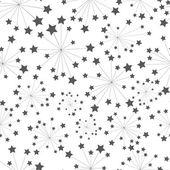 Estrella patrón — Vector de stock