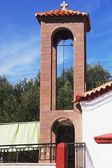 Church in Anaxos Lesbos — Stock Photo