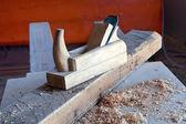 Tesařské nástroje — Stock fotografie