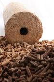 Wheatfeed pellets — Stok fotoğraf