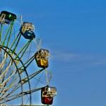 magische Riesenrad — Stockfoto