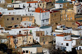 Andalusian mountain village — Stock Photo