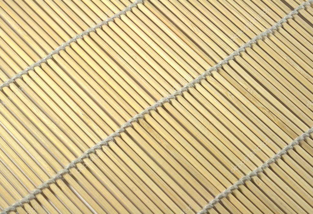 Yellow mat closeup background with diagonal lines — Stock Photo #8145377