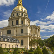 Stock Photo: Hotel les Invalides in Paris