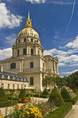 Hotel les Invalides in Paris — Stock Photo