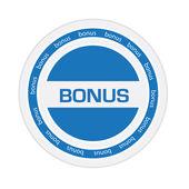 Bonus simgesi — Stok Vektör
