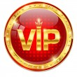 Vip icon — Stock Vector