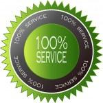 Stempel service — Stock Vector #8560737