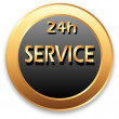 Service 24 - Stock Vector