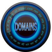 Domain icon — Stock Vector