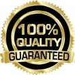 Stock Vector: 100 Guaranteed