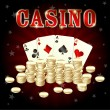 Casino — Stock Vector