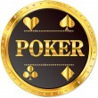 Casino. Poker — Stock Vector #8624506
