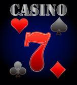 Casino — Stock vektor