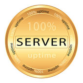 Server icon — Stock Vector