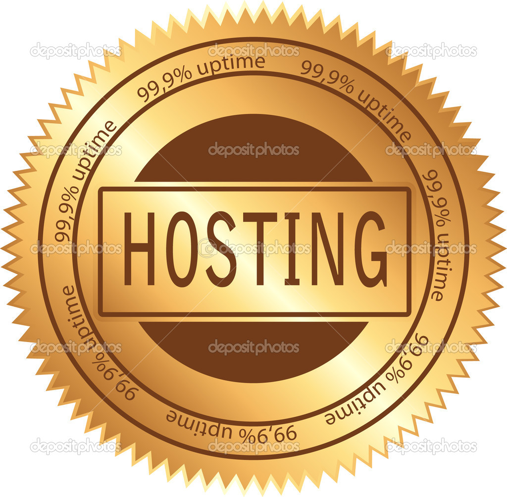 Hosting — Stock Vector #8691431