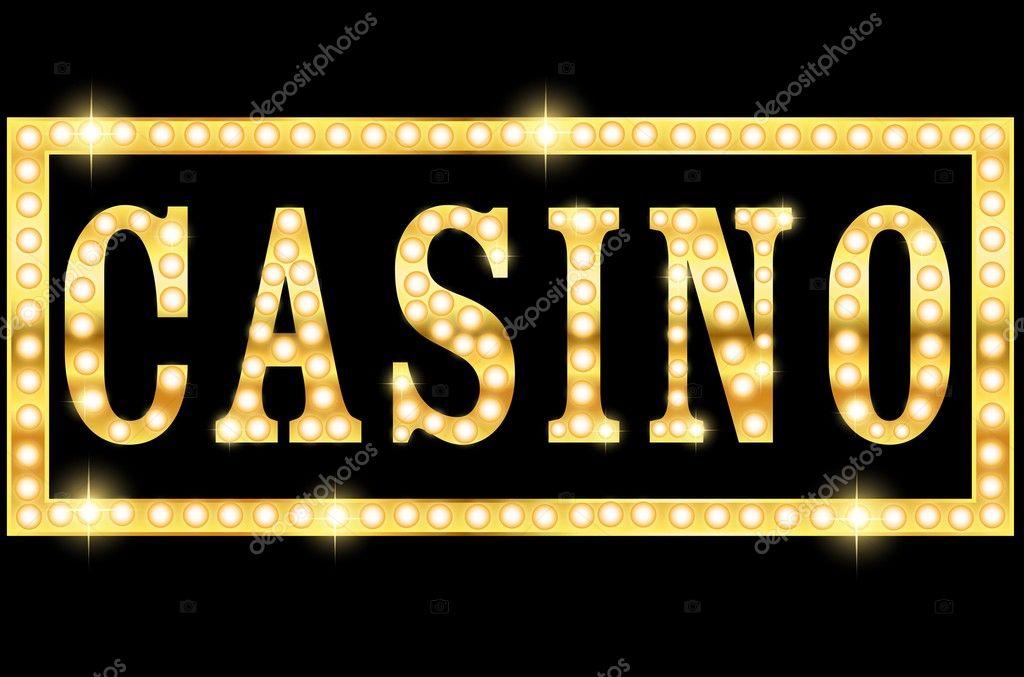 las vegas casino signs