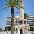 Center of Konak, Izmir province of Turkey - Stock Photo