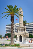 Center of Konak, Izmir province of Turkey — Stock Photo
