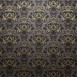 Royalty-Free Stock Vector Image: Seamless Pattern Wallpaper. Vintage.