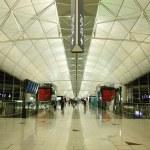 The terminal 2 — Stock Photo