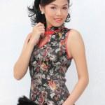 chiński dama — Zdjęcie stockowe #8048606
