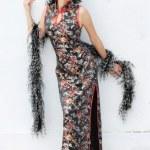 chiński dama — Zdjęcie stockowe #8048951