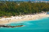 Key wesy beach — Stock Photo