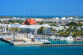 Key west pier — Stockfoto